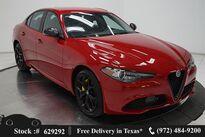 Alfa Romeo Giulia Ti CAM,PARK ASST,19IN WHLS,HID LIGHTS 2020