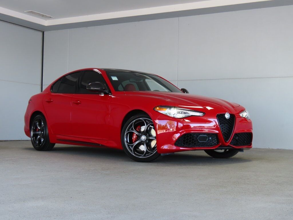 2020 Alfa Romeo Giulia Ti SPORT CARBON AWD Merriam KS