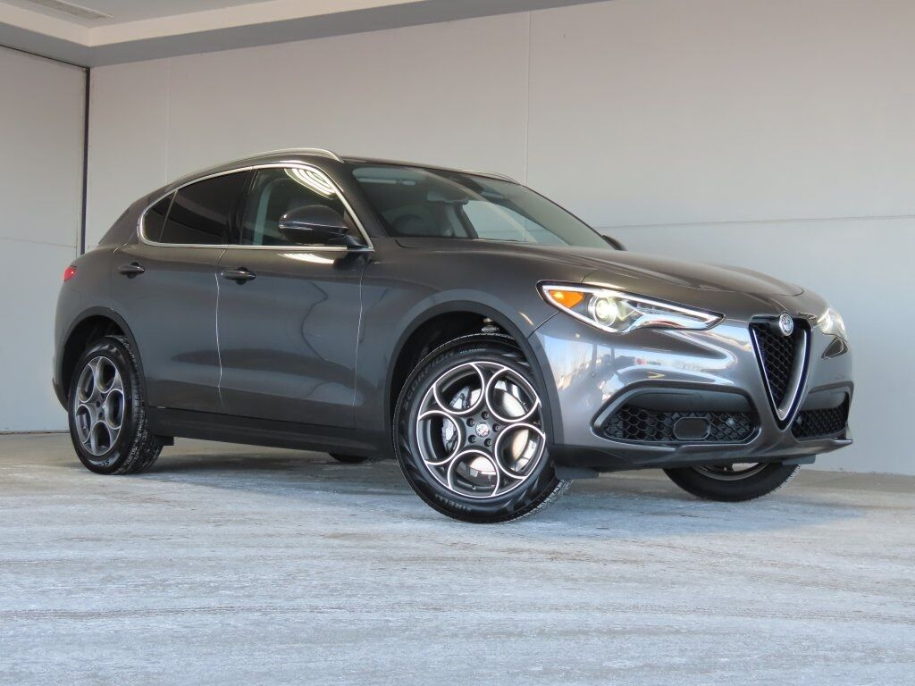 2020 Alfa Romeo Stelvio AWD Merriam KS