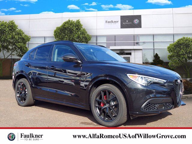 2020 Alfa Romeo Stelvio Ti AWD Willow Grove PA
