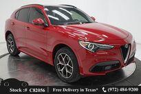 Alfa Romeo Stelvio Ti Sport NAV,CAM,PANO,HTD STS,BLIND SPOT,19IN WLS 2020