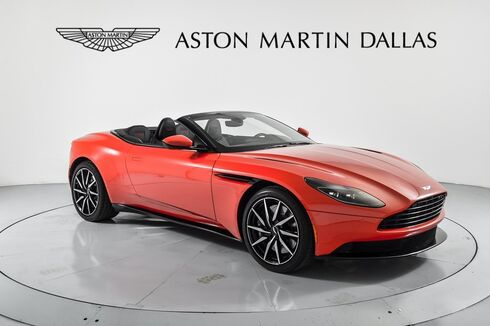 2020_Aston Martin_DB11_V8 Volante_ Dallas TX