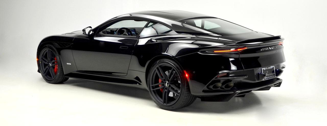 2020 Aston Martin DBS Superleggera Coupe St. Louis MO