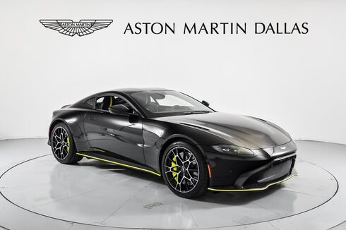 2020_Aston Martin_V8 Vantage_AMR 1 of 200_ Dallas TX