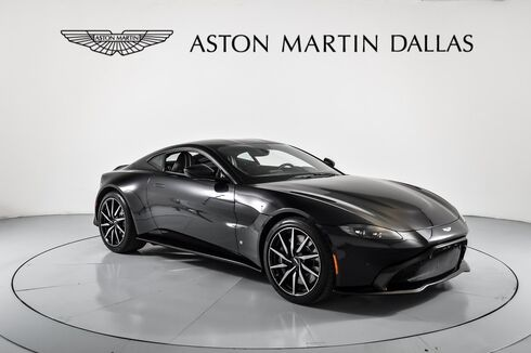 2020_Aston Martin_V8 Vantage_Coupe_ Dallas TX
