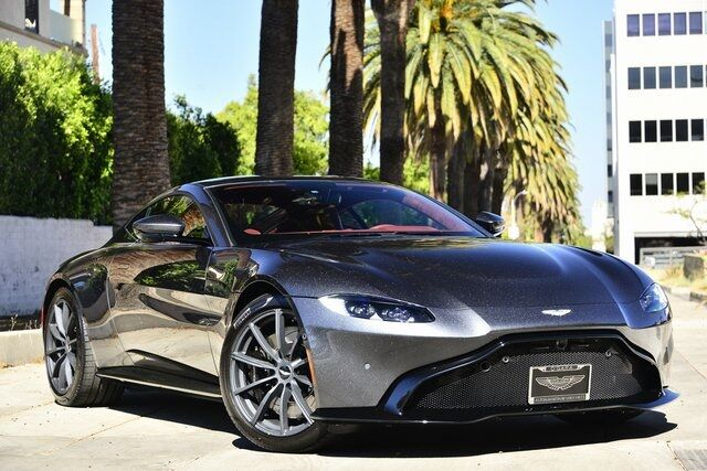 2020 Aston Martin Vantage Lawrence KS