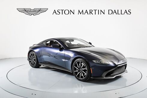 2020_Aston Martin_Vantage_Coupe_ Dallas TX