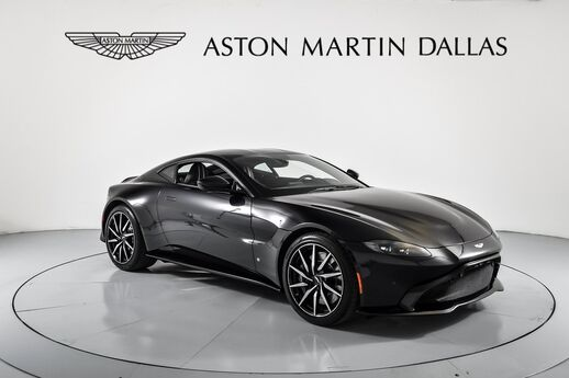 2020 Aston Martin Vantage Coupe Dallas TX