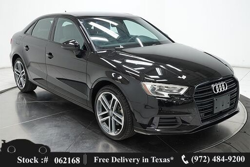 2020_Audi_A3_2.0T Premium CAM,PANO,HTD STS,18IN WLS,HID LIGHTS_ Plano TX