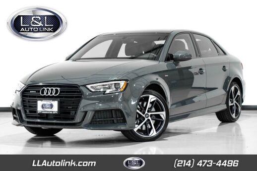 2020 Audi A3 Sedan S line Premium Lewisville TX