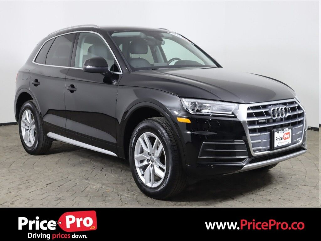 2020 Audi Q5 Premium AWD w/Heated Leather Maumee OH