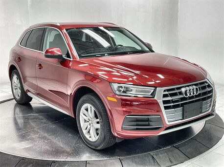 2020_Audi_Q5_Premium CAM,HTD STS,PARK ASST,18IN WLS,HID LIGHTS_ Plano TX