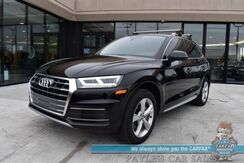 2020_Audi_Q5_Premium Plus / AWD / Front & Rear Heated Leather Seats / Heated Steering Wheel / Sunroof / Navigation / Bang & Olufsen Speakers / Blind Spot Alert / Bluetooth / Back Up Camera / Tow Pkg / 28 MPG / Only 17k Miles_ Anchorage AK
