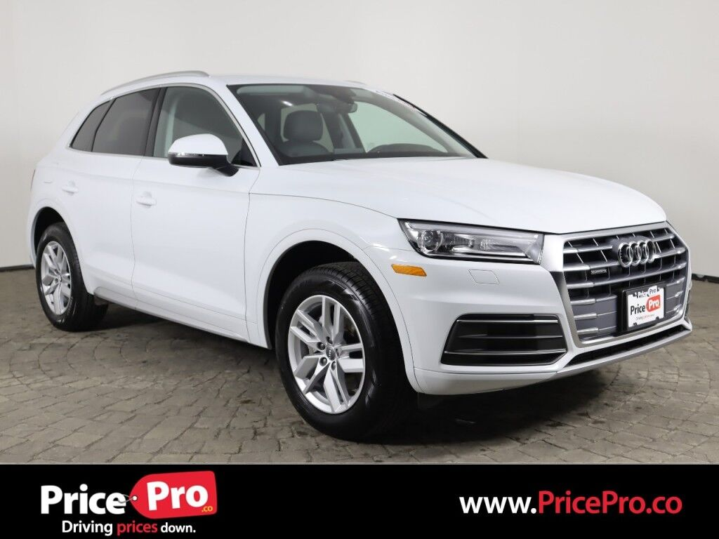 2020 Audi Q5 Premium Quattro w/Heated Leather Maumee OH