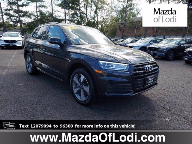 2020 Audi Q5 Titanium Premium Lodi NJ