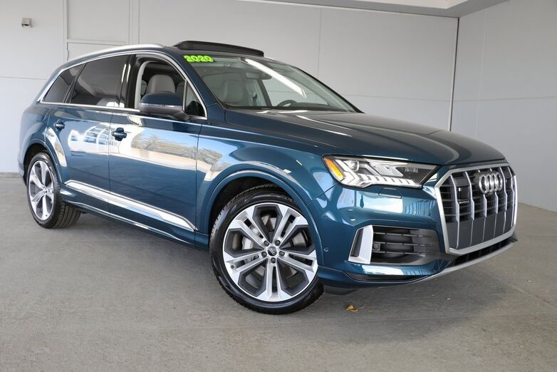 2020 Audi Q7 55 Prestige Merriam KS