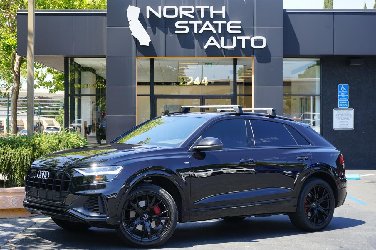 2020 Audi Q8 Premium Plus Walnut Creek CA
