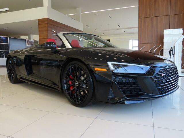 2020 Audi R8 5.2 Mission  KS