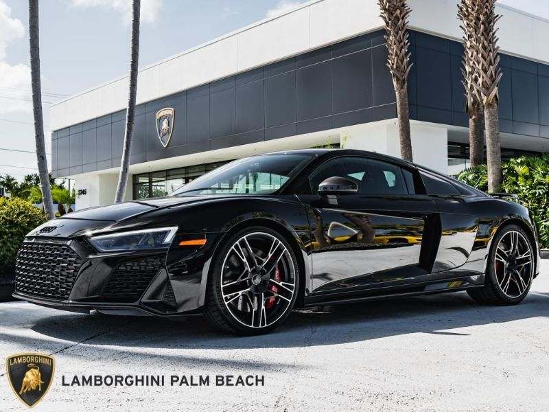 2020 Audi R8 Coupe V10 performance West Palm Beach FL