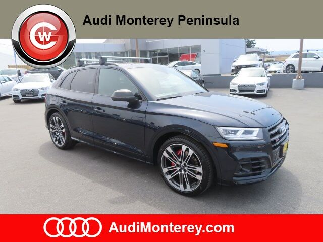 2020 Audi SQ5 3.0T Premium Seaside CA