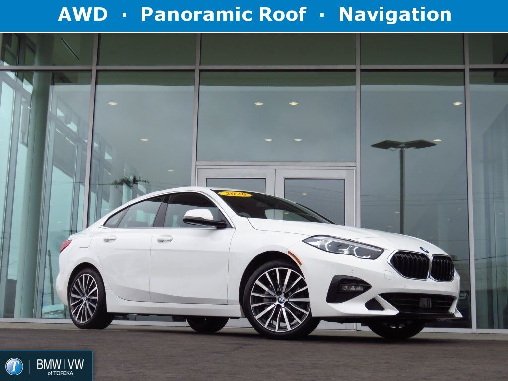 2020 BMW 2 Series 228i Gran Coupe xDrive Topeka KS