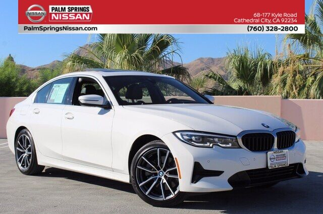 2020 BMW 3 Series 330i Cathedral City CA