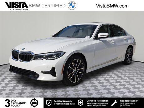 2020 BMW 3 Series 330i Coconut Creek FL