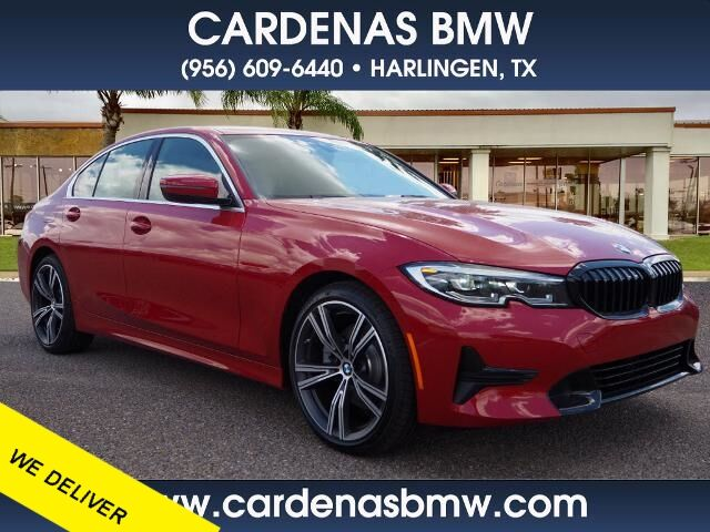 2020 BMW 3 Series 330i Harlingen TX