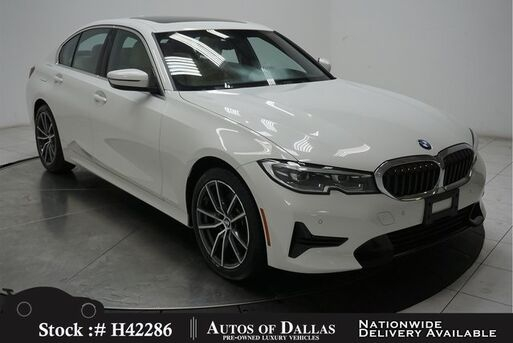 2020_BMW_3 Series_330i SPORT LINE,NAV,CAM,SUNROOF,HTD STS,BLIND SPOT_ Plano TX