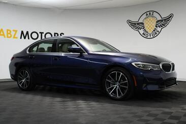 2020_BMW_3 Series_330i Sport,Blind Spot,Nav,360Camera,Apple Play,HUD_ Houston TX