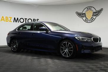 2020_BMW_3 Series_330i Sport,HUD,Blind Spot,Nav,Camera,Apple Play_ Houston TX