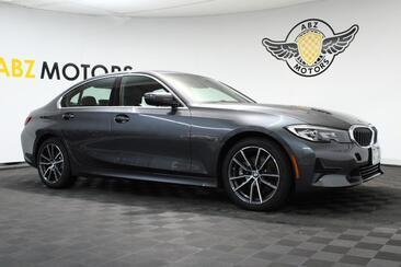 2020_BMW_3 Series_330i Sport,Navigation,Camera,Apple Play,Sunroof_ Houston TX