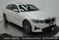 BMW 3 Series 330i xDrive SPORT LINE,NAV,CAM,SUNROOF,HTD STS,LED 2020
