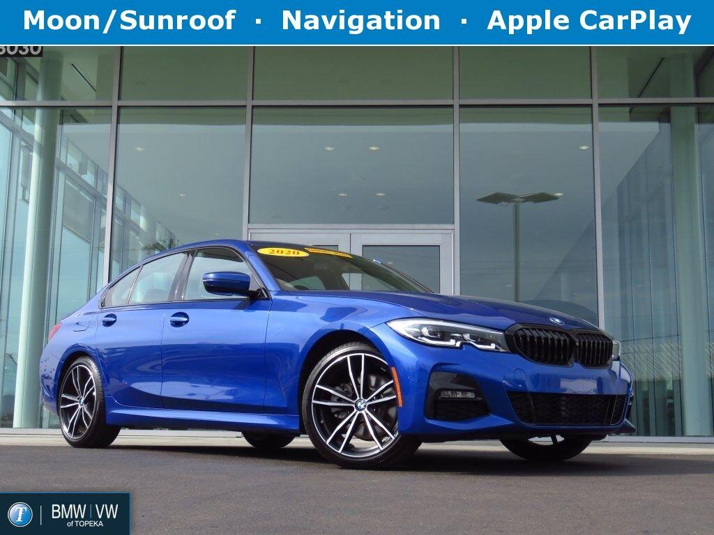 2020 BMW 3 Series 330i xDrive Topeka KS
