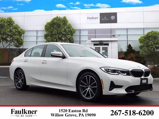 2020 BMW 3 Series 330i xDrive Willow Grove PA
