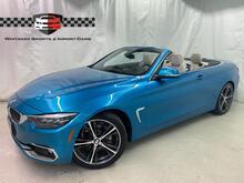 2020_BMW_4 Series_430i Conv Luxury Executive Convenience Navi Head Up Display_ Maplewood MN