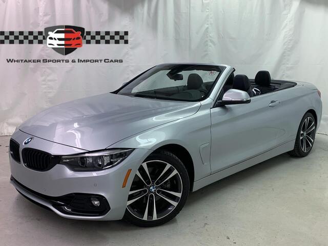 2020 BMW 4 Series 430i Conv Sportline Navigation Convenience Maplewood MN