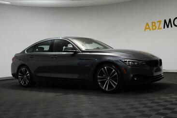 2020_BMW_4 Series_430i_ Houston TX