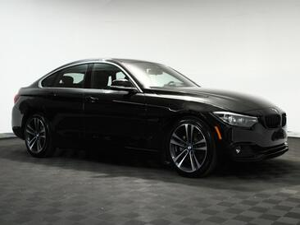 2020_BMW_4 Series_430i Sport,Blind Spot,Nav,Camera,Apple Play,Heated Seats_ Houston TX