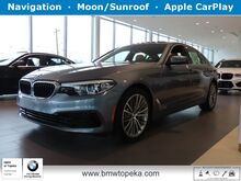 2020_BMW_5 Series_530i xDrive_ Topeka KS