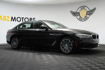 2020_BMW_5 Series_540i Sport,Blind Spot,HUD,Nav,Camera,Heated Seats_ Houston TX