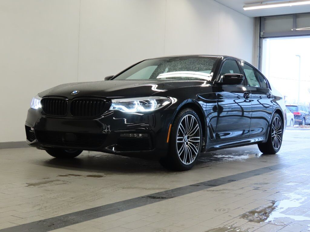 2020 BMW 5 Series 540i xDrive Topeka KS