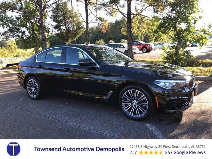 2020 BMW 5 series 530i Demopolis AL