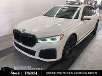 BMW 7 Series 740i M SPORT,NAV,CAM,PANO,BLIND SPOT,20IN WLS 2020