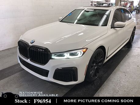 2020_BMW_7 Series_740i M SPORT,NAV,CAM,PANO,BLIND SPOT,20IN WLS_ Plano TX