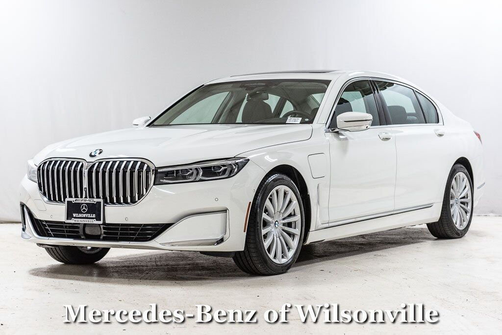 2020 BMW 7 Series 745e xDrive iPerformance Wilsonville OR