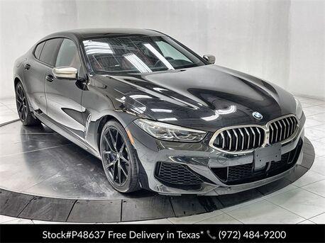 2020_BMW_8 Series_M850i xDrive Gran Coupe M SPORT,BLIND SPOT,HEAD-UP_ Plano TX