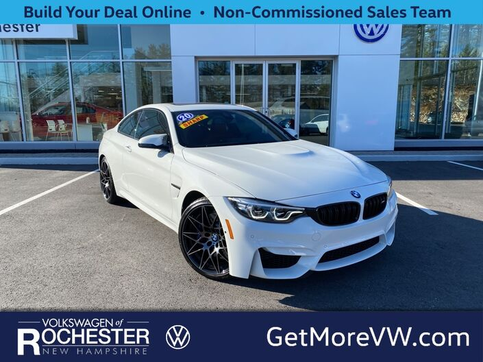 2020 BMW M4 Base Rochester NH