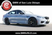 2020 BMW M5 Competition Seaside CA