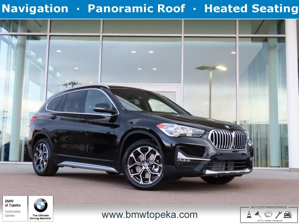 2020 BMW X1 sDrive28i Topeka KS
